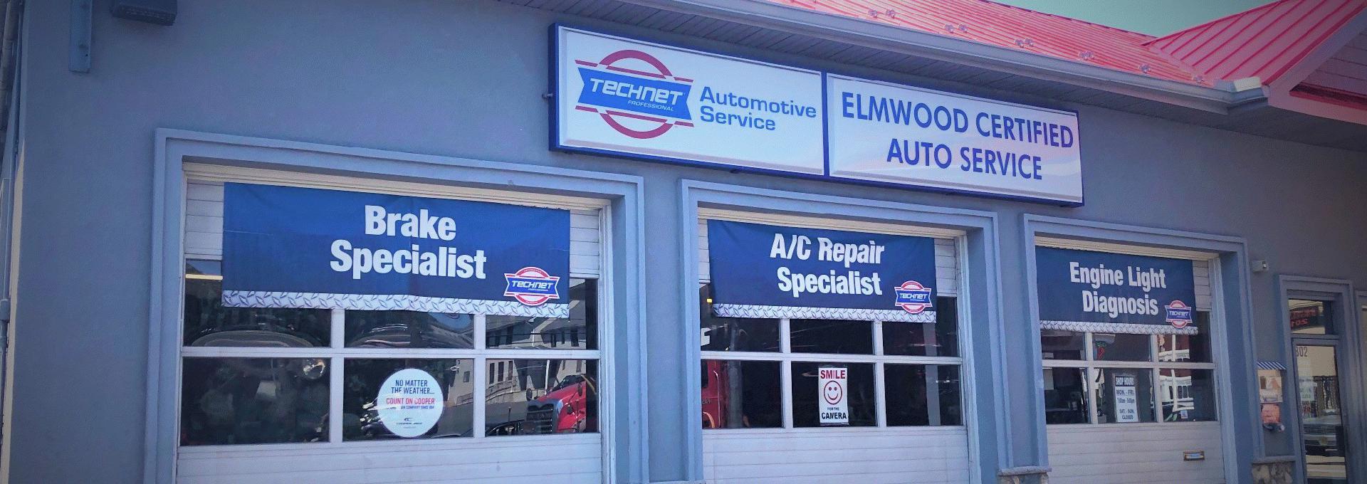 Auto Service Auto Repair In Elmwood Park Elmwood Certified Auto Service